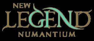 Logotipo New Legend Numantium