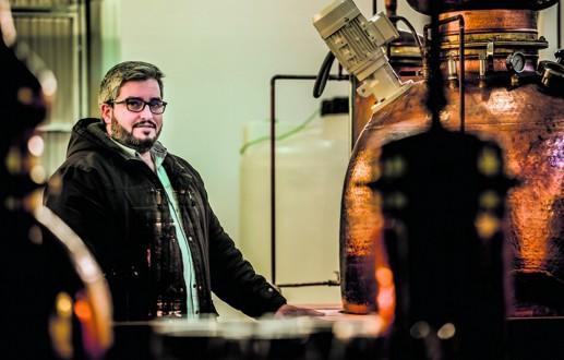 Una nueva ginebra de San Esteban para el mundo: la New Legend Numantium